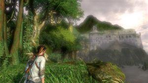 El juego está ambientado en una isla perdida en El Pacífico
